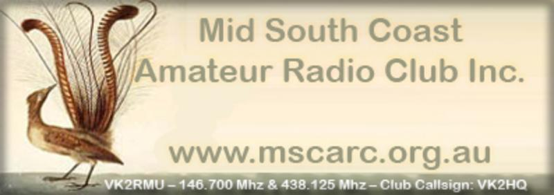 Mid South Coast Amateur Radio Club Inc.