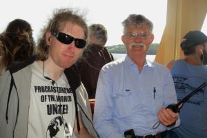 VK2FVBW & VK2FLDW Ferry Contest 2016